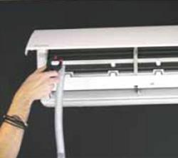 čistenie klimatizácií, VZT rozvodov potrubia a autoklimatizacií